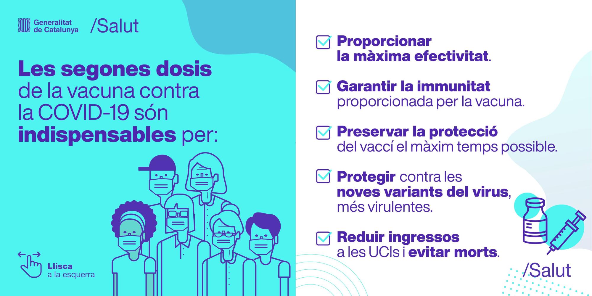 Terapias intensivas, creschet sa pressione in Catalugna