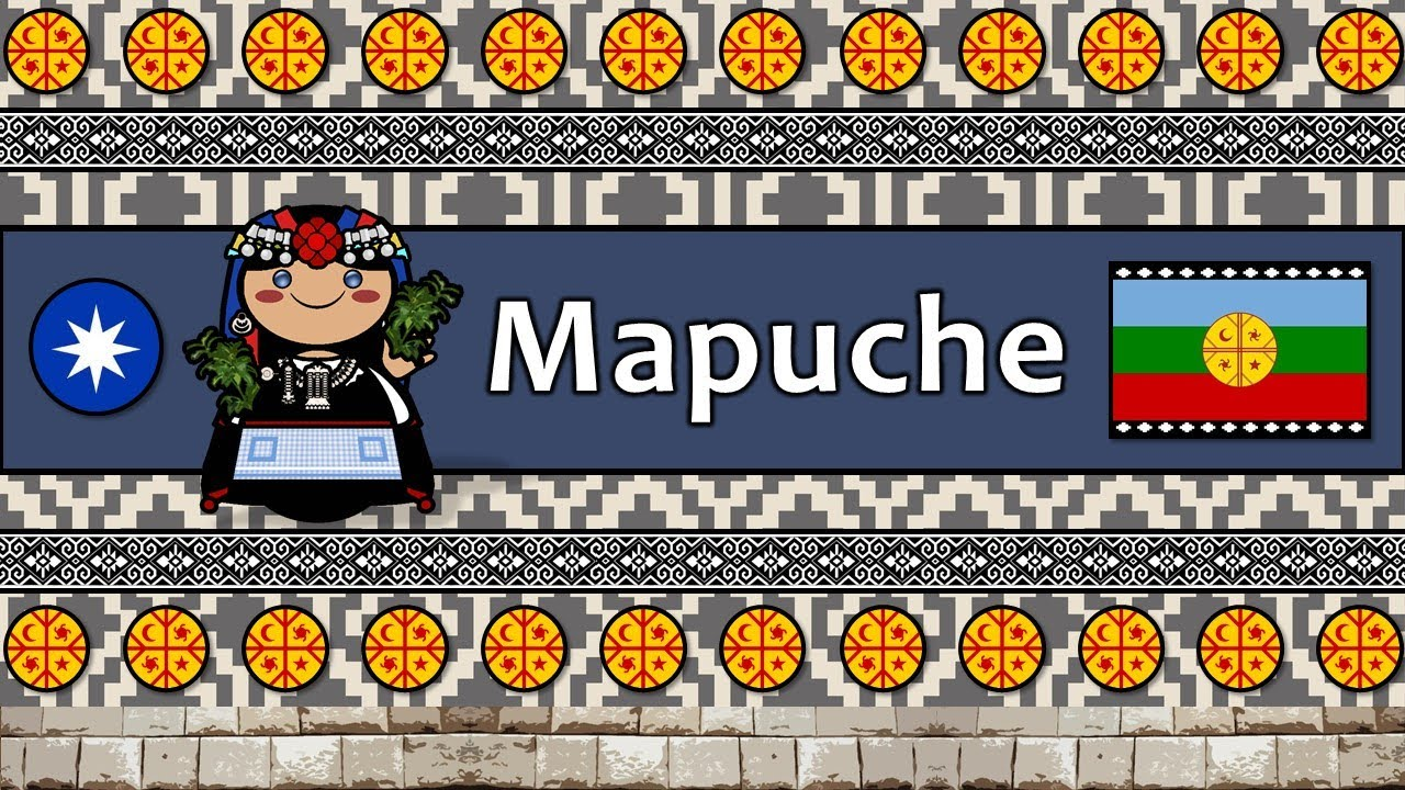 Sa limba mapuche