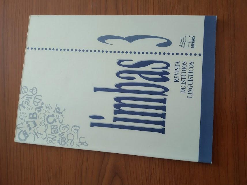 LIMBAS,  revista de istùdios linguìsticos, annu 1989.